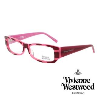 【Vivienne Westwood】英國薇薇安魏斯伍德光學鏡框★英倫龐克風★(紅 VW053_02)