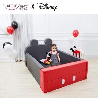 【韓國 ALZiPmat & DISNEY 迪士尼】輕傢俬系列 多功能圍欄地墊/沙發床 -(三款任選)