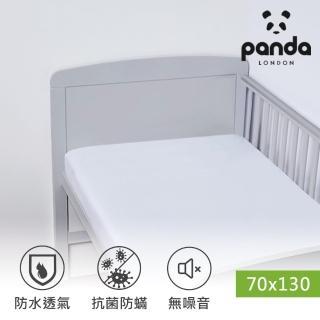 【英國Panda】甜夢保潔墊-嬰兒70x130(床包式設計 防水抗菌抗塵蹣)