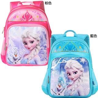【TDL】冰雪奇緣書包兒童後背包包雙肩背包 099455/099462