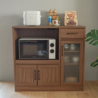 【完美主義】日系經典三門兩抽廚房櫃/電器櫃/櫥櫃/下櫃(二色可選)