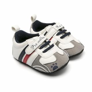 【Baby 童衣】寶寶學步鞋 男寶寶 女寶寶百搭嬰兒鞋 88065(共兩色)