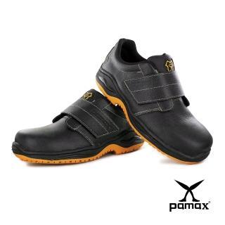 【PAMAX 帕瑪斯】頂級專利抗菌氣墊、反光、防穿刺+鋼頭+止滑安全鞋、鋼頭防滑工作鞋(PA9502PPH /男女)