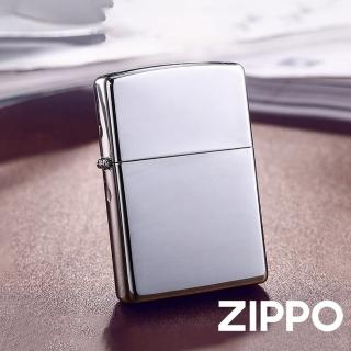 【Zippo】美系-經典鏡面防風打火機(美國防風打火機)