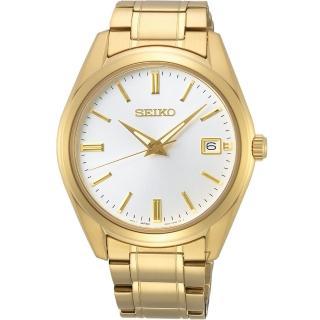 【SEIKO 精工】經典簡約紳士腕錶(6N52-00A0K SUR314P1)