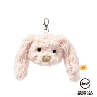 【STEIFF德國金耳釦泰迪熊】小兔子鑰匙圈 Tilda Rabbit(經典吊飾)