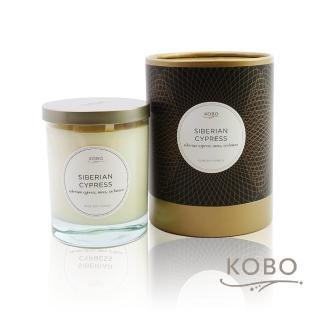 【KOBO】美國大豆精油蠟燭 - 西百利亞之柏(330g/可燃燒80hr)