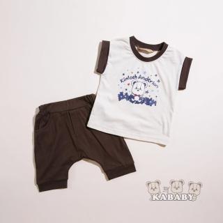 【金安德森】KA男熊休閒套裝(卡色)