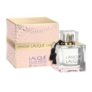 【LALIQUE 萊儷】L Amour Lalique 愛慕女性淡香精(100ml)
