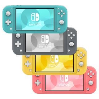 【Nintendo 任天堂】Switch Lite 主機 四色可選(台灣公司貨)