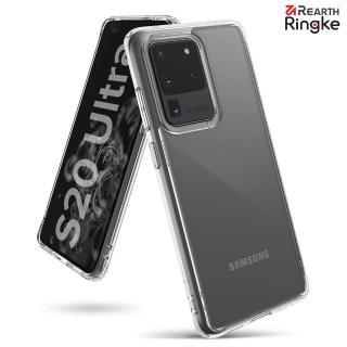 【Ringke】Rearth 三星 Galaxy S20 Ultra [Fusion] 透明背蓋防撞手機殼(Galaxy S20 Ultra 透明防撞手機殼)