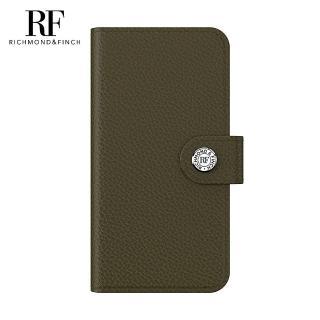 【Richmond&Finch】皮套手機殼-綠色(iPhone 11 Pro 5.8吋)
