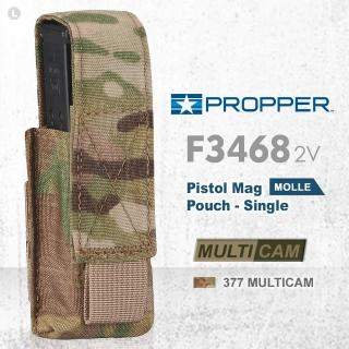 【Propper】Pistol Mag Pouch Single 各式包款 F3468_2V_377(multicam 手槍彈匣套 單套)