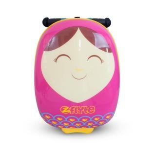 【Zinc Flyte】18吋多功能滑板車行李箱-貝蒂娃娃