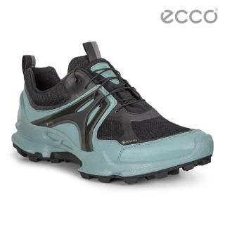 【ecco】BIOM C-TRAIL W 縱橫越野健步運動鞋(青藍色 80311351834)