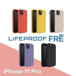 【LifeProof】iPhone 11 Pro 美國全方位防水/雪/震/泥 Fre系列 保護殼 手機殼(黑/紫/黃/米/橙紅)