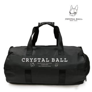 【CRYSTAL BALL 狗頭包】HAPPY BAG 2020「Volonte」休閒旅遊包(狗頭包)