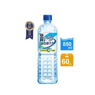 【舒跑】鹼性離子水850ml