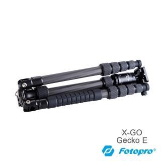 【FOTOPRO】X-GO Gecko E 輕量碳纖三腳架