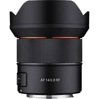 【SAMYANG】14mm F2.8 RF 自動對焦廣角鏡(公司貨 CANON RF接環)
