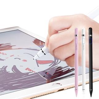 【CityBoss】生活小幫手主動式電容式觸控筆-附USB充電線