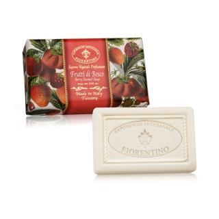 【Fiorentino 佛羅倫斯美藝皂】綜合野莓 250g(Saponificio Artigianale Fiorentino S.r.l.)