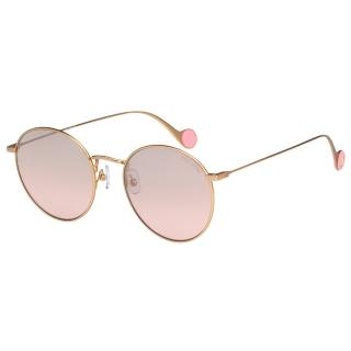 【VEDI VERO】圓框 太陽眼鏡(玫瑰金)