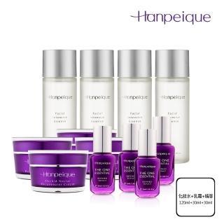 【Hypanique 涵沛】抗齡美白醒膚六件組(買6送6)
