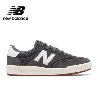 【NEW BALANCE】NB 300 經典復古休閒鞋_WRT300FG-B_女鞋_墨灰(運動 休閒 潮流 時尚)