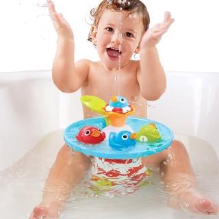 【以色列 Yookidoo】魔法小鴨噴泉(洗澡玩具)