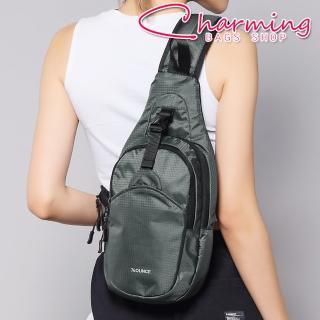 【Charming Bags】Light Sport 超輕量運動直式胸包(TG-241-LS-T)