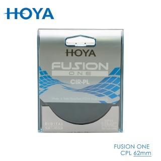【HOYA】Fusion One 62mm CPL 偏光鏡