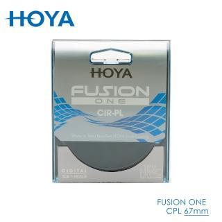 【HOYA】Fusion One 67mm CPL 偏光鏡