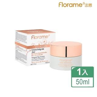 【Florame】強效蘭花幹細胞日霜50ml(白蘭花系列)