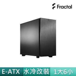 【Fractal Design】Define 7 全黑化(瑞典精品/GPU-31cm/CPU-18cm)