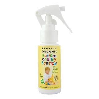 【Bentley Organic】玩具抗菌清潔噴霧 50ml(英國有機認證)