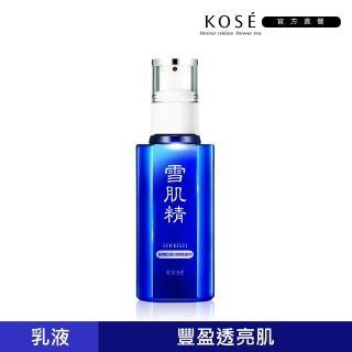 【KOSE 高絲】雪肌精乳液 140ml(一般型 / 極潤型)
