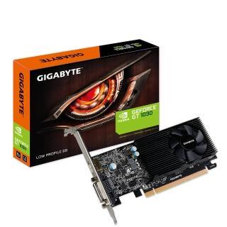 【GIGABYTE 技嘉】GT 1030 Low Profile 2G(GV-N1030D5-2GL)