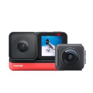 【Insta360】One R 雙鏡頭 4K 全景 套裝 360度 運動相機 攝影機(ONER 公司貨)
