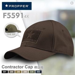 【Propper】Contractor Cap 棒球帽(#F5591_4X 系列)
