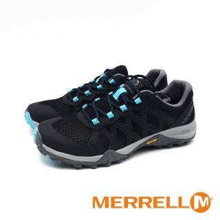【MERRELL】SIREN 3 AEROSPORT 健行登山鞋女鞋(黑)