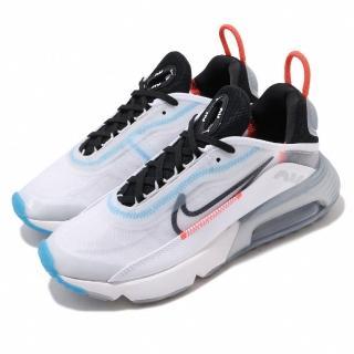 【NIKE 耐吉】休閒鞋 Air Max 2090 運動 女鞋 氣墊 避震 未來之鞋 舒適 穿搭 白 黑(CT7698-100)