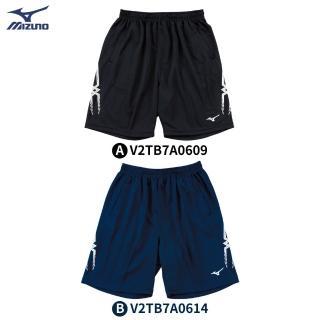 【MIZUNO 美津濃】男款長版排球褲 V2TB7A06XX(任選)(短褲)