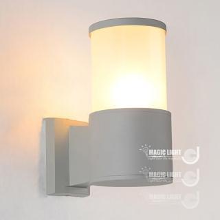 【光的魔法師】灰色戶外壁燈 外走廊燈 單邊照明