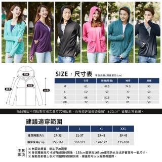 【BeautyFocus】升級UPF50+防曬外套/連帽(75-2蜂巢/網眼二款)