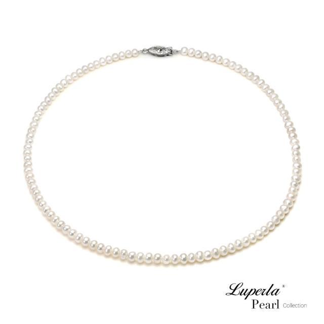 【大東山珠寶】輕時尚淡水珍珠項鍊