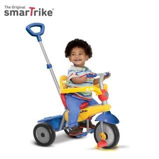 【Smartrike 史崔克】3 in 1三輪車(微風)