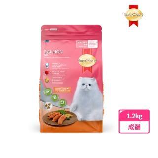 【SmartHeart 慧心】貓糧 - 鮭魚口味(1.2kg)