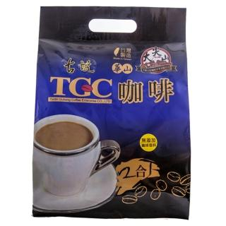 【TGC大尖山】台灣華山二合一咖啡分享袋(12公克x22包)