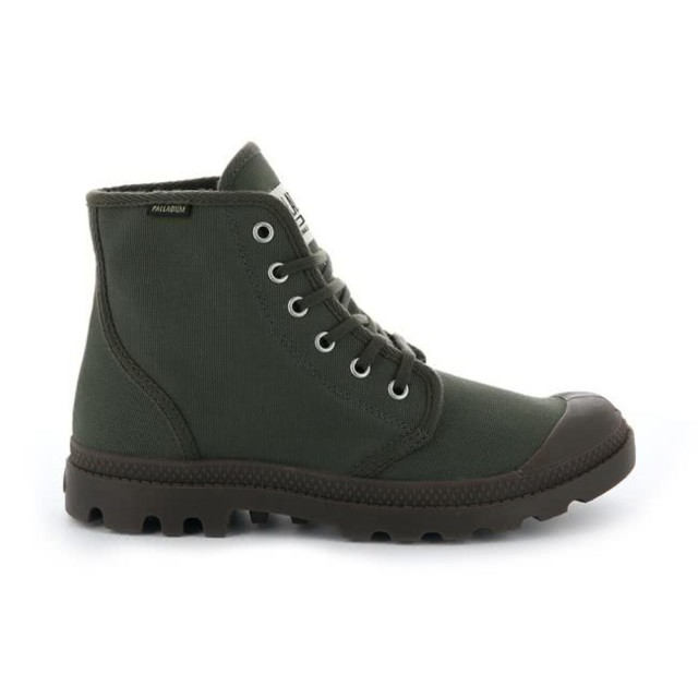 【Palladium】PAMPA HI ORIGINALE 男女 休閒鞋 軍綠(75349326)